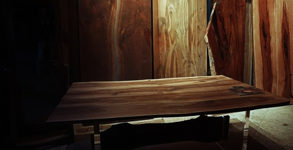 custom wooden surface