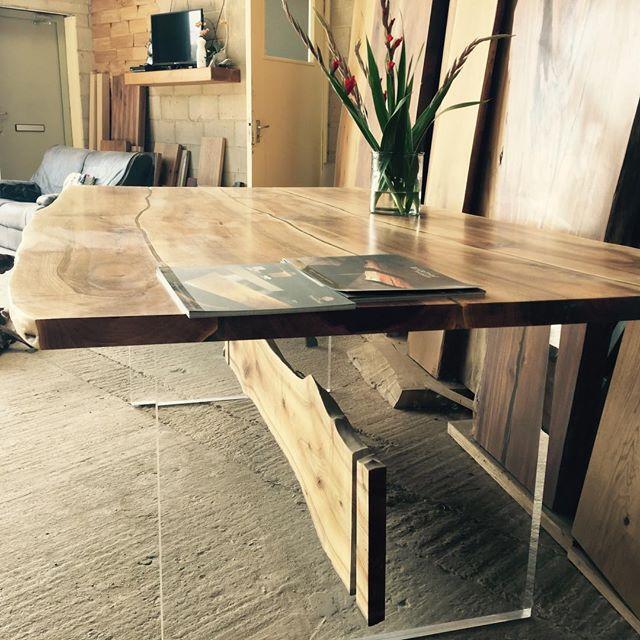 hand made executive desk