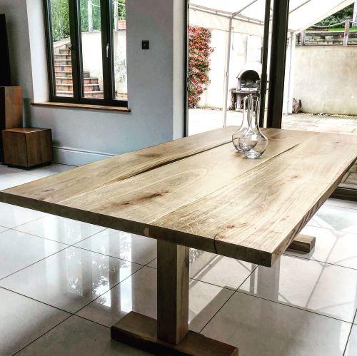 beautiful oak tables EARTHY TIMBER UK