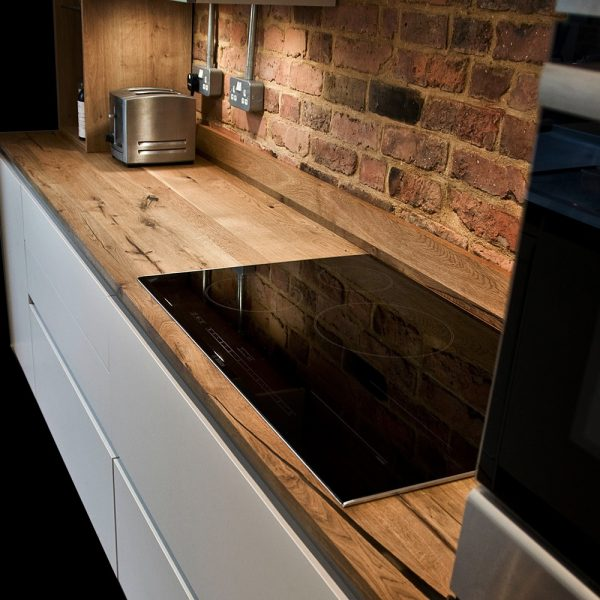 Earthy Oak Beautiful Worktops