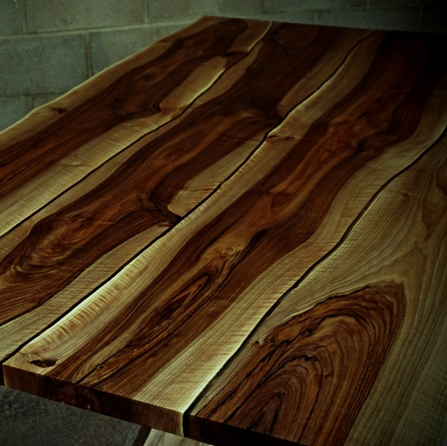 Bespoke Wooden Surface